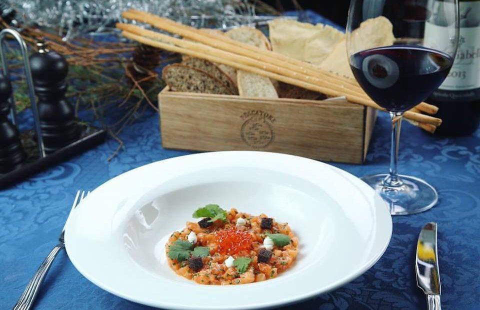Блюдо ресторана «Pescatore»